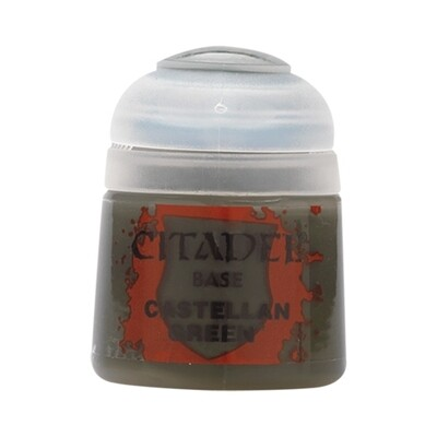 Citadel - Base: Castellan Green - 12ml