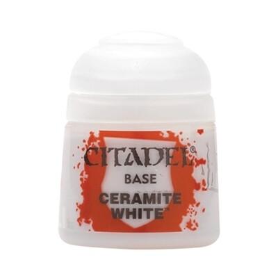 Citadel - Base: Ceramite White - 12ml