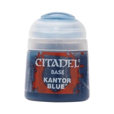 Citadel - Base: Kantor Blue - 12ml