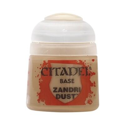 Citadel - Base: Zandri Dust - 12ml
