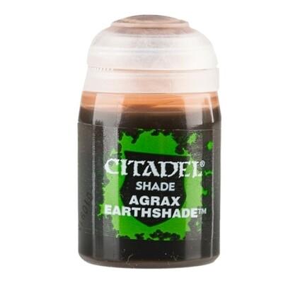 Citadel - Shade: Agrax Earthshade - 24ml