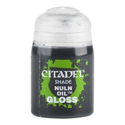 Citadel - Shade: Nuln Oil - 24ml