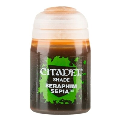 Citadel - Shade: Seraphim Sepia - 24ml