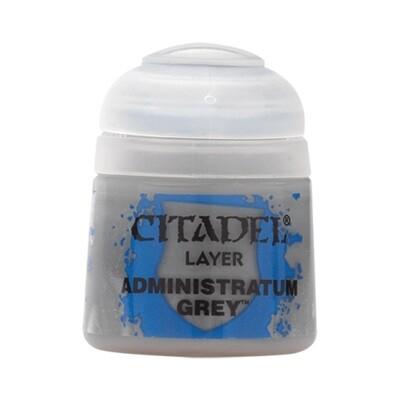 Citadel - Layer: Administratum Grey - 12ml