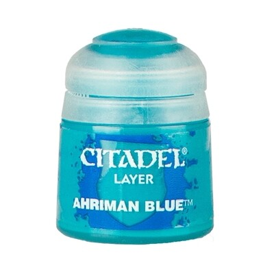 Citadel - Layer:  Ahriman Blue - 12ml