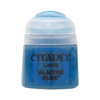 Citadel - Layer: Alaitoc Blue - 12ml