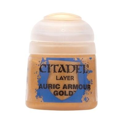 Citadel - Layer: Auric Armour Gold - 12ml