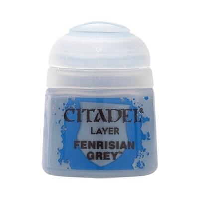 Citadel - Layer: Fenrisian Grey - 12ml