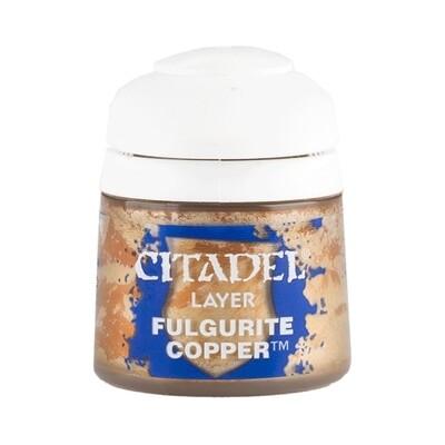 Citadel - Layer: Fulgurite Copper - 12ml
