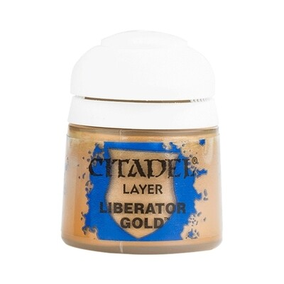 Citadel - Layer: Liberator Gold - 12ml
