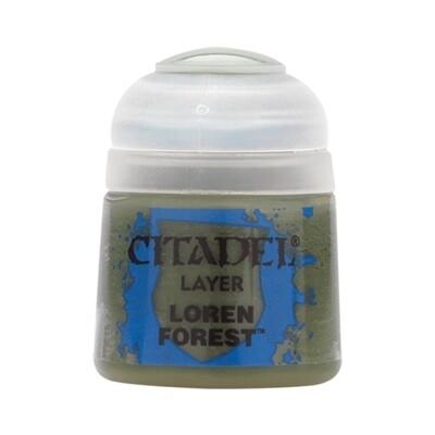 Citadel - Layer: Loren Forest - 12ml