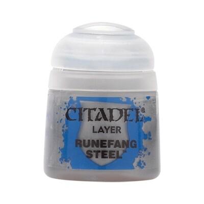 Citadel - Layer: Runefang Steel - 12ml