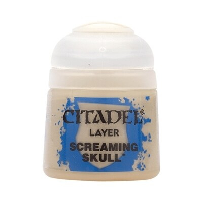 Citadel - Layer: Screaming Skull - 12ml