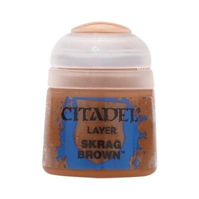 Citadel - Layer: Skrag Brown - 12ml