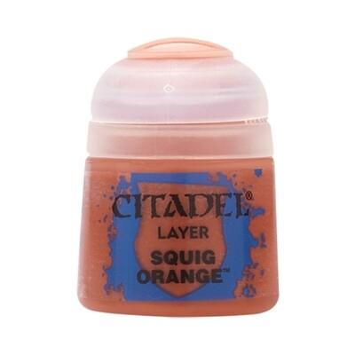 Citadel - Layer: Squig Orange - 12ml