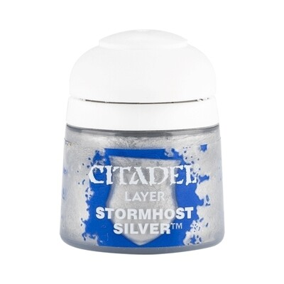 Citadel - Layer: Stormhost Silver- 12ml