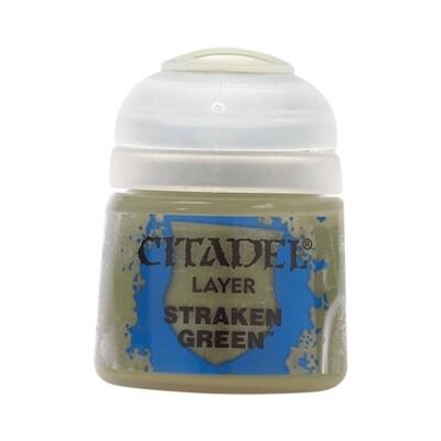 Citadel - Layer: Straken Green - 12ml