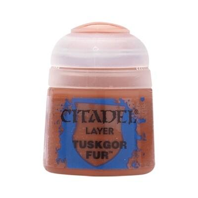 Citadel - Layer: Tuskgor Fur - 12ml