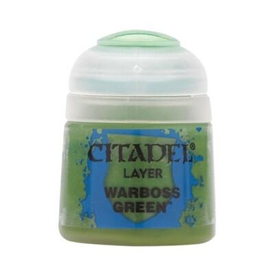 Citadel - Layer: Warboss Green - 12ml