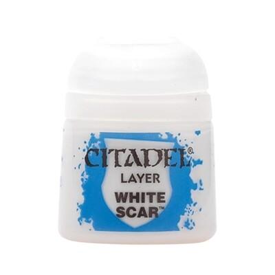 Citadel - Layer: White Scar - 12ml