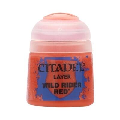 Citadel - Layer: Wild Rider Red - 12ml