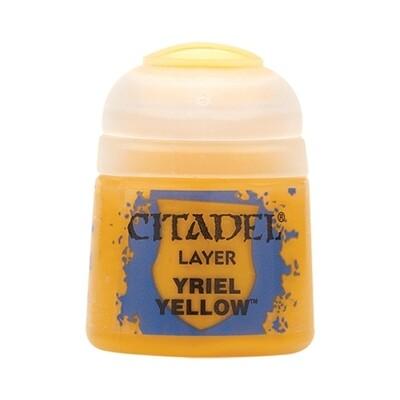 Citadel - Layer: Yriel Yellow - 12ml