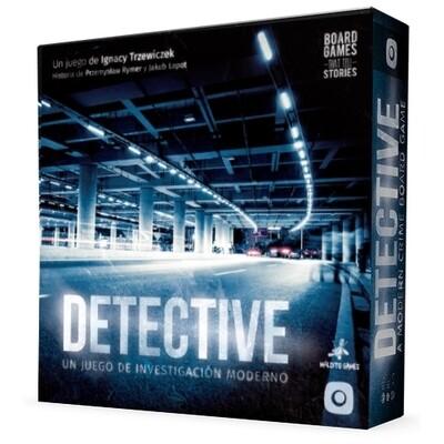 Maldito Games - Detective