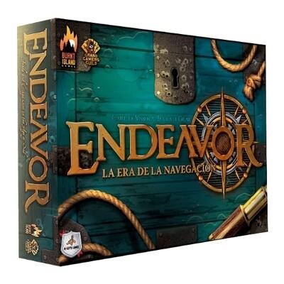 Maldito Games - Endeavor: La era de la navegación