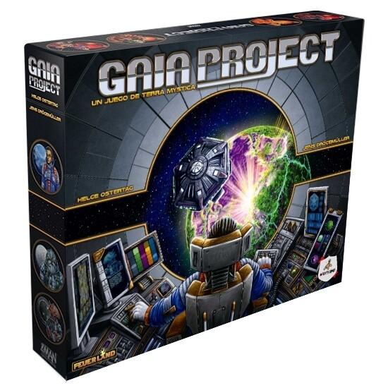 Maldito Games - Gaia Project