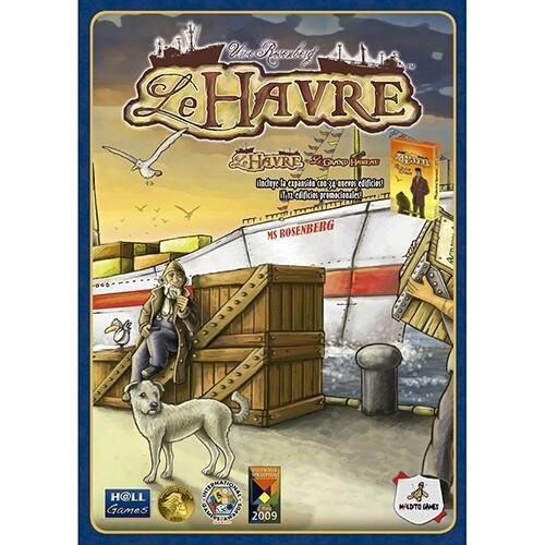 Maldito Games - Le Havre