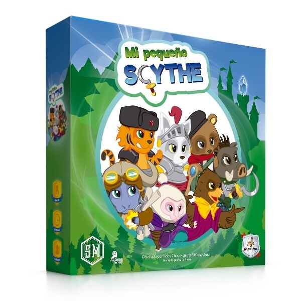 Maldito Games - Mi pequeño Scythe