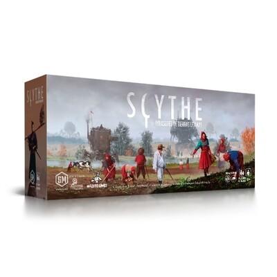 Maldito Games - Scythe: Invasores de tierras lejanas