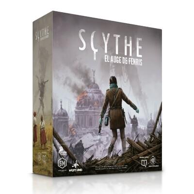 Maldito Games - Scythe: El auge de Fenris