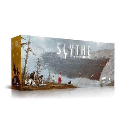 Maldito Games - Scythe: Vientos de guerra y paz