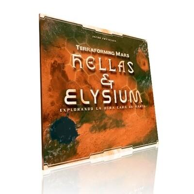 Maldito Games - Terraforming Mars: Hellas y Elysium