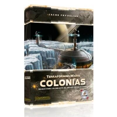Maldito Games - Terraforming Mars: Colonias