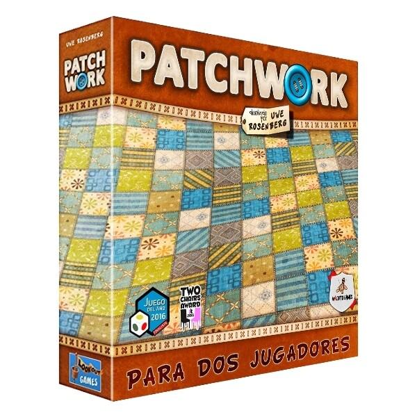 Maldito Games - Patchwork