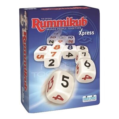 Rummikub - Rummikub xPress