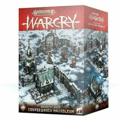 Games Workshop - Warcry Ravaged Lands: Corpsewrack Mausoleum