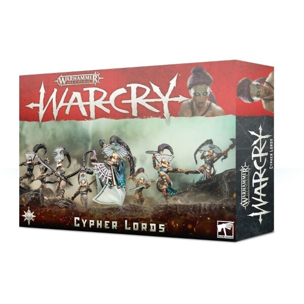 Games Workshop - Warcry: Cypher Lords