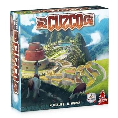 Maldito Games - Cuzco