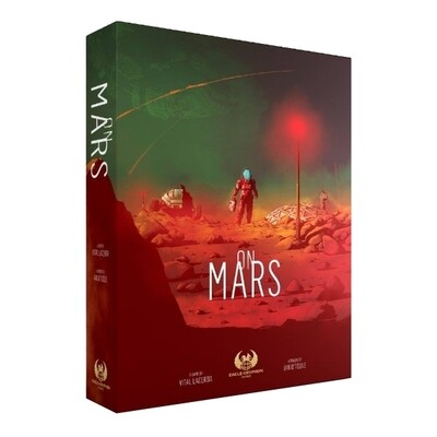 Maldito Games - On Mars