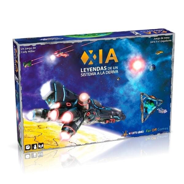 Maldito Games - Xia: Leyendas de un sistema a la deriva