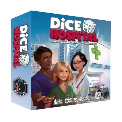 Maldito Games - Dice Hospital