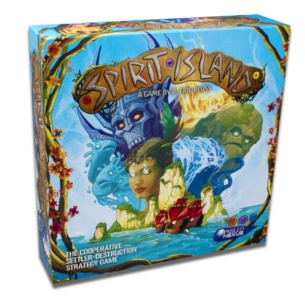 Arrakis Games - Spirit Island