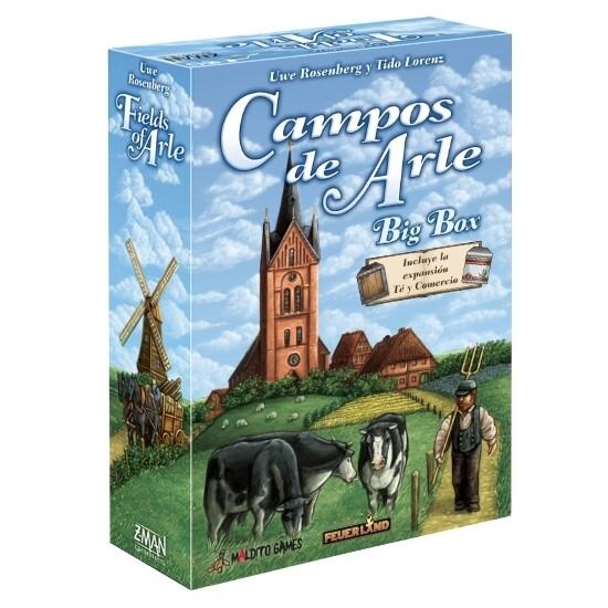 Maldito Games - Campos de Arle: Big Box