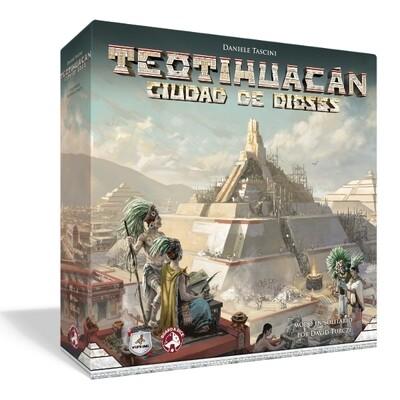 Maldito Games - Teotihuacán: Ciudad de dioses