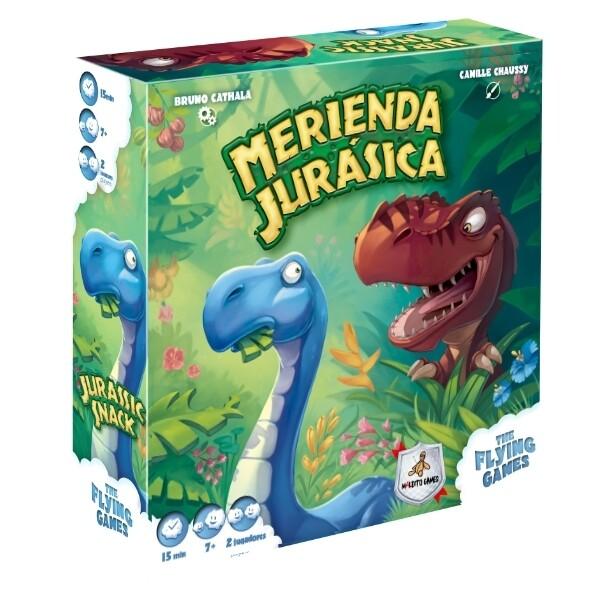 Maldito Games - Merienda Jurasica