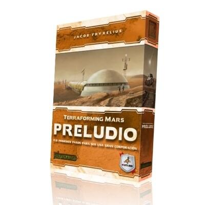 Maldito Games - Terraforming Mars: Preludio