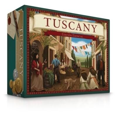 Maldito Games - Tuscany edición esencial